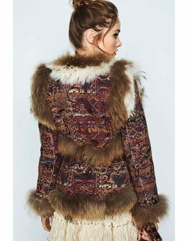 Chaqueta Highly Desmontable Furr para Mujer