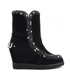 Mou French Toe With Metal Stars para Mujer